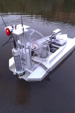 BOB 2,  ROV autonomous